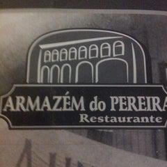 Photo taken at Armazém do Pereira by Ted M. on 4/28/2013