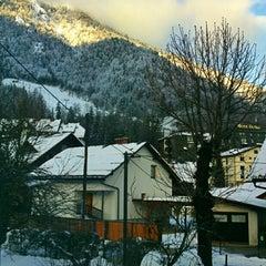 Photo taken at Ski School Kekec by Leka C. on 2/20/2016