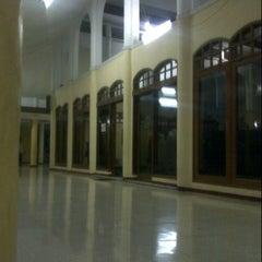 Photo taken at Masjid Al-Maghfirah by Rahmidian S. on 11/29/2012