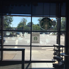 Photo taken at Starbucks by Alexey S. on 8/16/2015