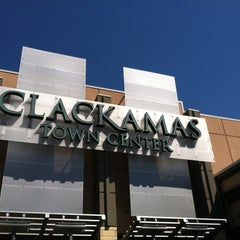 Photo taken at Clackamas Town Center by Demetrius C. on 5/5/2013