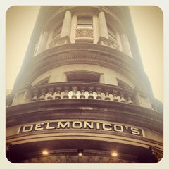 Photo taken at Delmonico's Restaurant Steak House Grill by Anthony C. on 10/15/2012