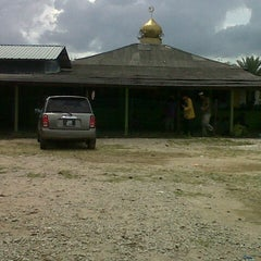 Photo taken at Masjid At-Taqwa Kota Masai 2 by Syed D. on 12/21/2012