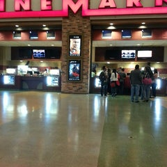 Photo taken at Cinemark by Sebastian P. on 2/17/2013