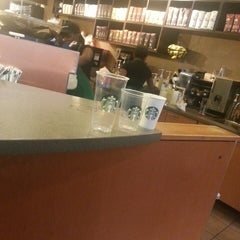 Photo taken at Starbucks by Jennifer H. on 8/9/2013