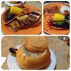 Photo taken at Milwaukee Steak Corner by Ireena on 9/29/2013