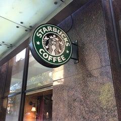 Photo taken at Starbucks by Rodrigo A. on 7/11/2014
