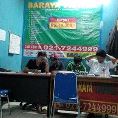 Photo taken at Baraya Travel by Tanhar M. on 4/13/2014