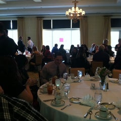 Photo taken at Princess Anne Country Club by Denise O. on 2/6/2013