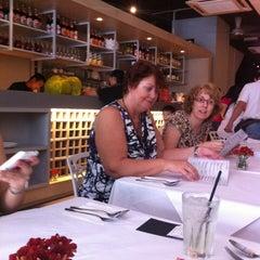 Photo taken at myElephant Thai Restaurant by Ben T. on 9/14/2012