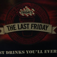 Photo taken at TGI Fridays by DJ Chubby C on 12/22/2012