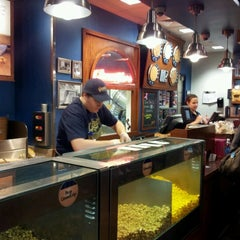 Photo taken at Garrett Popcorn Shops - Navy Pier by Seung Y. on 10/8/2012