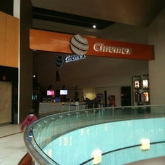 Photo taken at Cinemex by Nacho M. on 11/25/2012