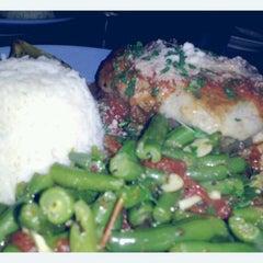 Photo taken at Cafe Medi by Christie V. on 12/23/2012