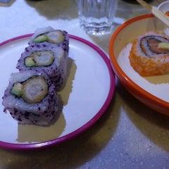 Photo taken at YO! Sushi by Fareez F. on 10/11/2014