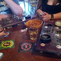 Photo taken at People's Brewing Company by Adam W. on 5/18/2013