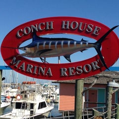 Photo taken at Conch House Restaurant by Bucky P. on 2/2/2013