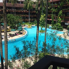Photo taken at Patong Merlin Hotel Phuket by Hany S. on 9/25/2014