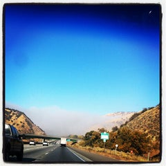 Photo taken at Los Angeles County Line by Tim B. on 11/23/2012