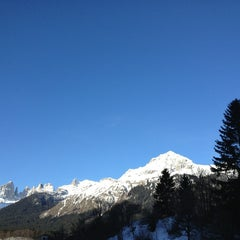 Photo taken at Consorzio Skipass  Paganella by Felisiano on 12/31/2012