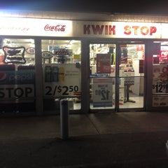 Photo taken at Kwik Stop by Poria A. on 4/26/2013