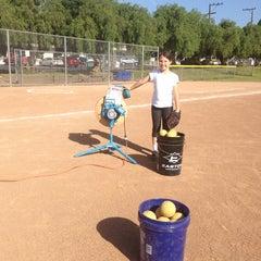 Photo taken at Tri Valley Softball Fields by Dan B. on 5/4/2014