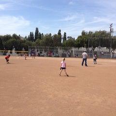 Photo taken at Tri Valley Softball Fields by Dan B. on 3/23/2014