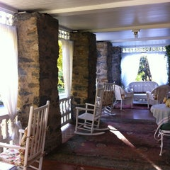 Photo taken at Cedar Crest Inn by Katherine O. on 11/9/2012