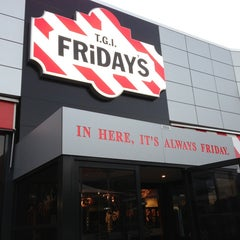 Photo taken at TGI Friday's by OSAMA A. on 6/24/2013