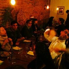 Photo taken at Kanella: Greek Cypriot Kitchen by Neil D. on 1/1/2013