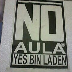 Photo taken at Bar do Bin Laden by Daiana M. on 2/13/2014
