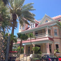 Photo taken at The Southernmost House by Marcos V. on 5/31/2015