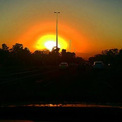 Photo taken at M4 Western Motorway by Johnny B. on 3/25/2015