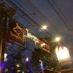 Photo taken at โคขุนคุณทอง โพนยางคำ (Ko Khun Khun Thong) by 🍓Laperla 🍰 . on 3/16/2013