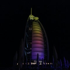 Photo taken at Burj Al Arab by Amal A. on 4/26/2013