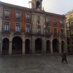 Photo taken at Ayuntamiento de Zamora by Luis G. on 1/20/2015
