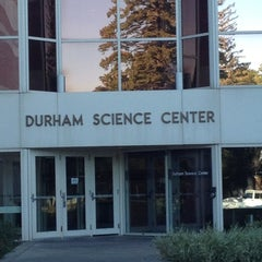 Photo taken at Durham Science Center by Ibrahim A. on 10/2/2012