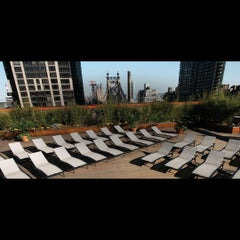 Photo taken at Equinox Sports Club Upper East Side by Paul V. on 8/10/2015