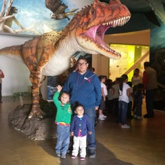 Photo taken at Museo de Historia Natural Ecatepec by David M. on 7/30/2014