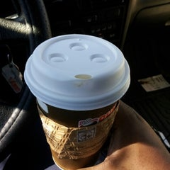 Photo taken at Dunkin Donuts by Timothy M. on 12/19/2012