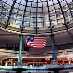 Photo taken at The Shops at Liberty Place by Sam G. on 9/8/2013