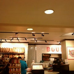 Photo taken at Boudin Bakery Café Macy's Kiosk by C A. on 10/27/2012
