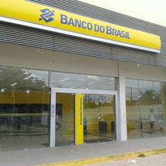 Photo taken at Banco do Brasil by Pollyanna L. on 3/9/2013