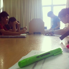 Photo taken at INTI Library by Loh Y. on 3/12/2013