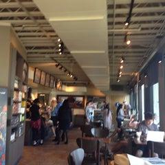 Photo taken at Starbucks by Burak H. on 10/10/2014