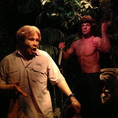 Photo taken at Wax Museum at Fisherman's Wharf by Matt M. on 10/21/2012