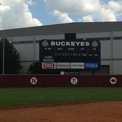 Photo taken at Buckeye Field by Emma B. on 7/16/2013