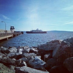 Photo taken at Digby Ferry by Chris on 10/7/2014