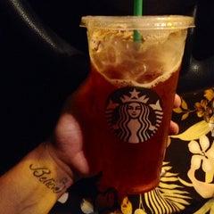 Photo taken at Starbucks by Theresa . on 10/29/2013