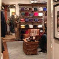 Photo taken at Ralph Lauren by Pauline M. on 12/24/2012